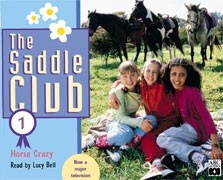 Saddle Club - Horse Crazy 3 X CD (Audio)