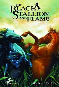 Black Stallion And Flame, The