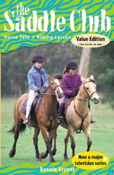 Horse Tale + Riding Lesson