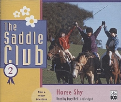 Saddle Club - Horse Shy 3 x CD (Audio)