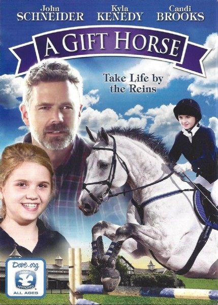 A Gift Horse - Family Horse Movie - DVD