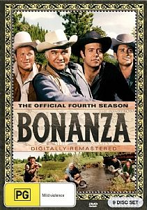 Bonanza: Complete Season 4 - TV Series