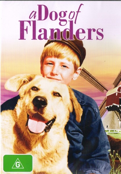 Dog of Flanders - DVD