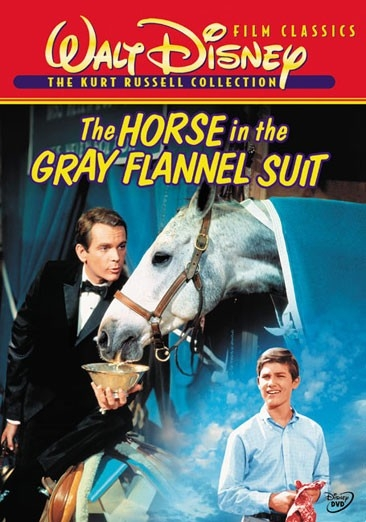 Horse in the Gray Flannel Suit - Region 1 (NTSC) DVD
