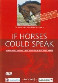 If Horses Could Speak by Gerd Heuschmann - DVD