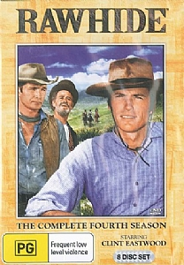 Rawhide: Complete Fourth Season - DVD