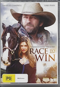 Race To Win - Family Horse Movie - DVD