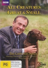All Creatures Great and Small - Complete Season 7 - DVDs