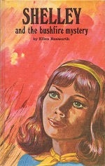 Shelley and the bushfire mystery - HB