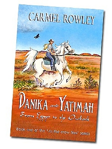 Danika and Yatimah - From Egypt to the Outback - PB