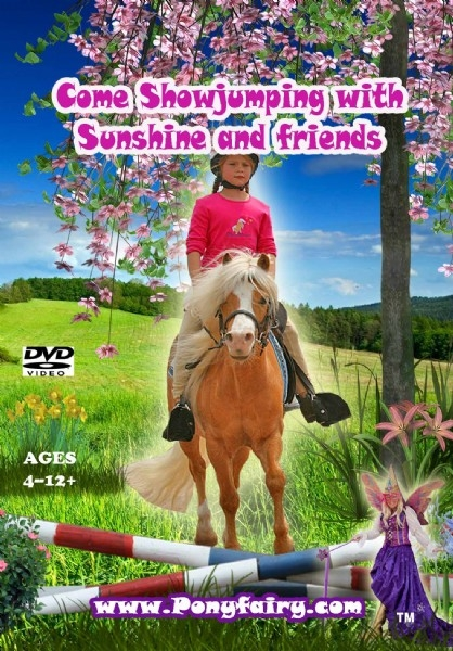 Pony Power Volume 1:  Come Showjumping With Sunshine & Friends - DVD