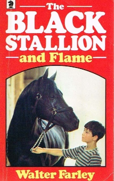 The Black Stallion and Flame - PB