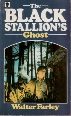 The Black Stallion's Ghost - PB