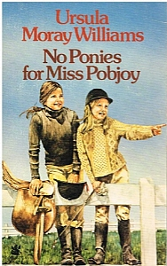 No Ponies for MIss Pobjoy - PB