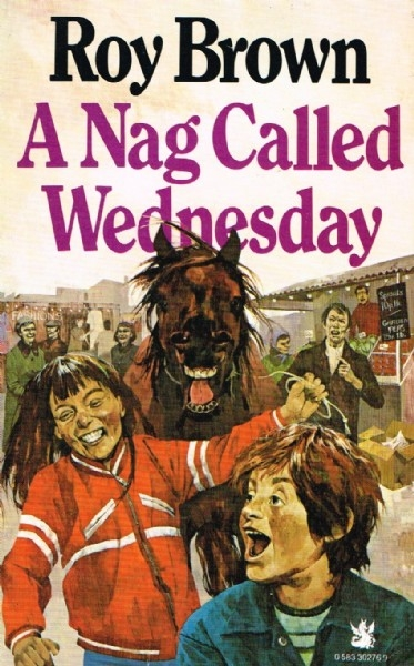 A Nag Called Wednesday - PB