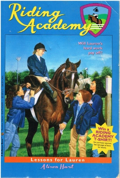 Riding Academy - Lessons for Lauren - PB