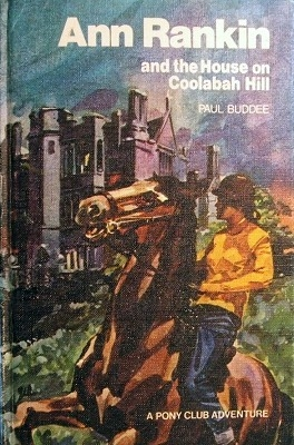Ann Rankin and the House on Coolabah Hill - HB