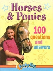 Horses & Ponies, 100 Questions and Answers - PB