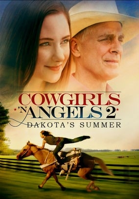Cowgirls N Angels 2: Dakota's Summer - Region 4 (Aust & NZ) Family Horse Movie DVD