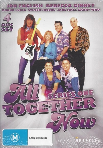 All Together Now: Series 1 - DVD's