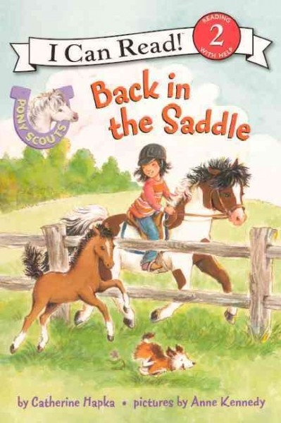 Pony Scouts: Back in the Saddle - PB