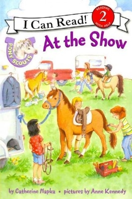 Pony Scouts: At the Show - PB
