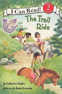 Pony Scouts: The Trail Ride - PB