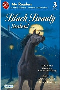 Black Beauty Stolen - My Readers Level 3 - PB