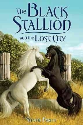 The Black Stallion and the Lost City - HB