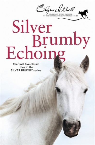 Silver Brumby Echoing - Final 5 Books Bind-Up - PB