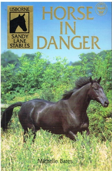 Horse in Danger - PB
