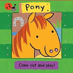 Come Out and Play - Board Book
