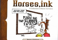 Horses, Ink - A Collection of Horse Cartoons - PB