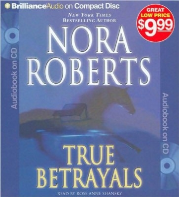 True Betrayals (Abridged) Audio CD