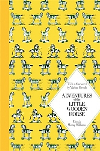 Adventures of the Little Wooden Horse: Macmillan Classics - HB