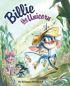 Billie the Unicorn - Childrens Picture Book - HB