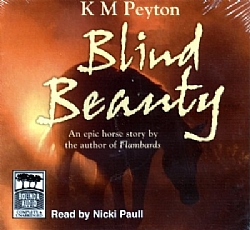 Blind Beauty - CD (Audio)
