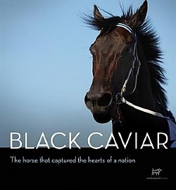 Black Caviar:  The Horse That Won the Hearts of a Nation - HB