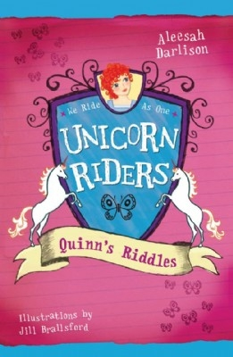 Unicorn Riders: Quinn's Riddles - PB
