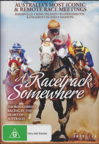 A Racetrack Somewhere - Documentary - DVD