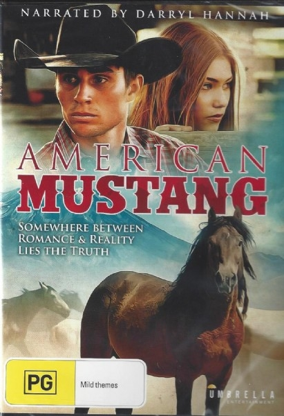 American Mustang - Horse Documentary - DVD