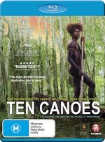Ten Canoes - Blu Ray Disk