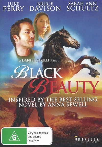 Black Beauty (2015) - Family Horse Movie - DVD