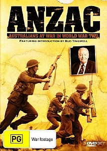 Australians at War in World War II - DVD
