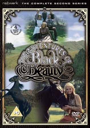 Adventures of Black Beauty - Complete Series 2 - Region 2 DVD