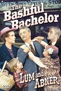 Bashful Bachelor, The - Region 1 (NTSC) DVD