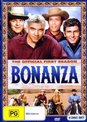 Bonanza:  Complete Season 1 - TV Series