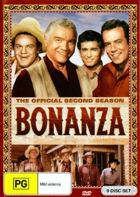 Bonanza: Complete Season 2 - TV Series