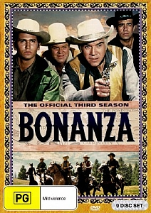 Bonanza: Complete Season 3 - TV Series
