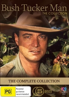 Bush Tucker Man:  The Complete Series - DVD